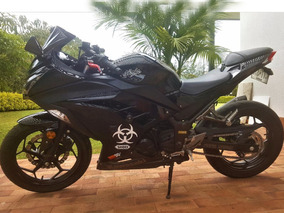 Kawasaki Ninja 300 Custom