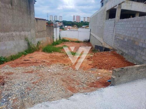 Imagem 1 de 4 de Terreno À Venda, 357 M² Por R$ 900.000,00 - Jardim América - Sorocaba/sp - Te1441