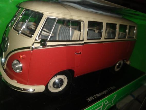 Volkswagen Combi Welly T1 Bus 1:18