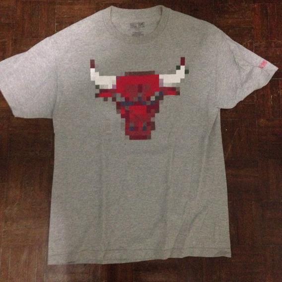 Camiseta Chicago Bulls Hall Of Fame Jordan Nike G