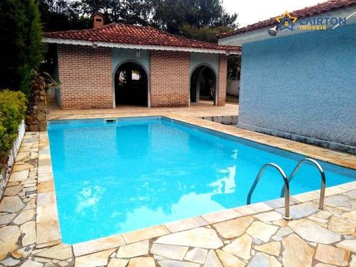 Chácara À Venda Em Atibaia - Jardim Maracanã - Ch1337