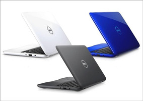Notebook Netbook Dell 3180 11.6 4gb 32ssd W10 Colors