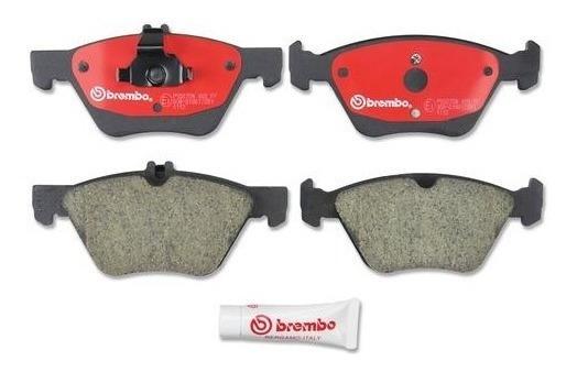 Juego Balatas Ceramicas (d) Brembo Chrysler Crossfire 04-06