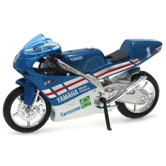 Miniatura Yamaha Tz250m 1994 Welly 1/18