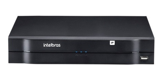 Gravador Dvr Nvd Intelbras Multi Full-hd 1316-ip 720/1080p