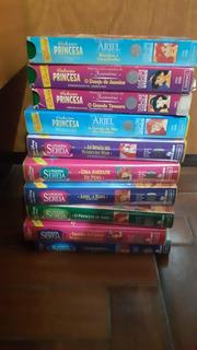 Vhs Filmes Clássicos Da Disney - Vendo Avulso
