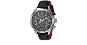 Reloj Nautica Negro Hombre Nct Nai16517g Look Trendy