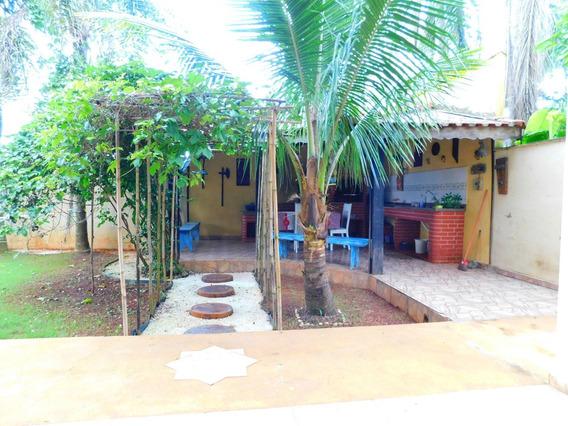 Casa No Bairro Jardim Guaraú Em Peruíbe Para Venda.