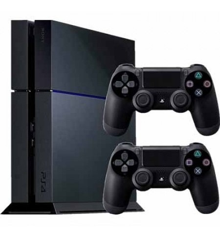 Vendo Ps4 Playstation 4 Modelo Cuh-1001a - 2 Controles