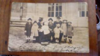 Foto Original Da Princesa Isabel Com A Família Em Paris