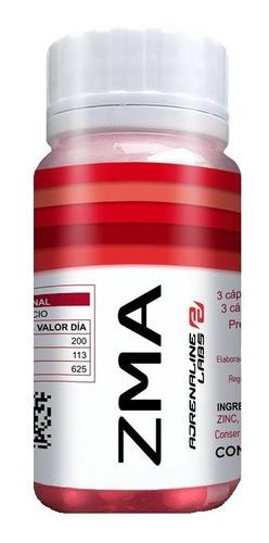 Zma 500 Mg 100 Caps Zinc Magnesio Vit B6 Activationperu