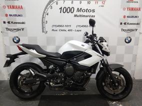 Yamaha Xj 6 N 2013 Otimo Estado Aceito Moto