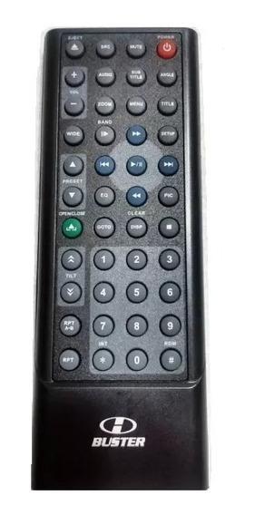 Controle Remoto Dvd H Buster 9540/9510/9680- Original