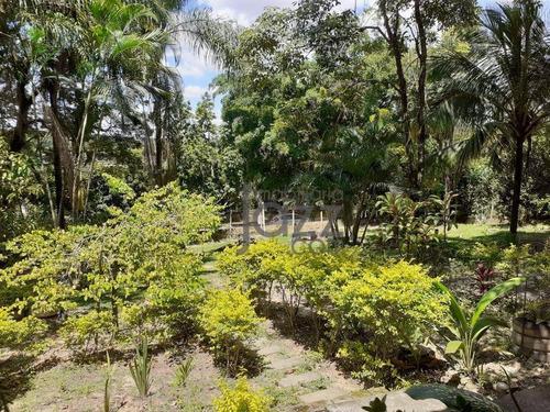 Chácara Com 3 Dormitórios À Venda, 2600 M² Por R$ 650.000 - Chácara De Recreio Santa Fé - Campinas/sp - Ch0131