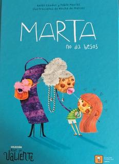 Marta No Da Besos - Td, Gaudes / Macias, Cuatro Tuercas