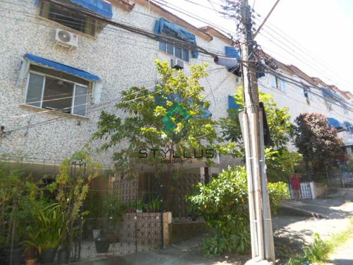 Casa Em Condomínio-à Venda-méier-rio De Janeiro - C70330