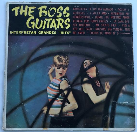 Disco The Boss Guitars Vinilo
