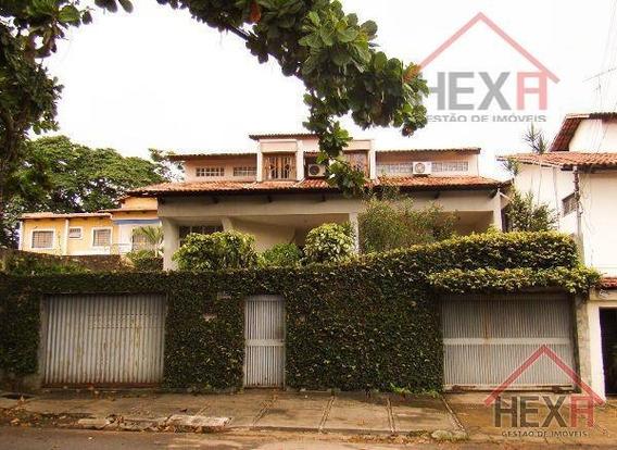 Sobrado Com 7 Dormitórios À Venda, 401 M² Por R$ 1.300.000,00 - Setor Sul - Goiânia/go - So0004