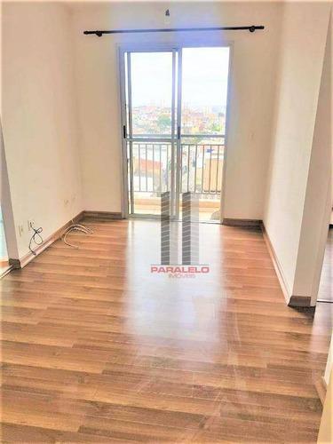Apartamento Com 2 Dormitórios À Venda, 50 M² Por R$ 250.000 - Jardim Vila Formosa - São Paulo/sp - Ap2603