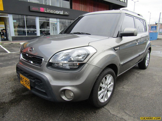 Kia Soul Six Pack