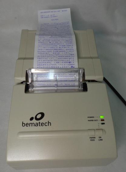 Impressora Não Fiscal Bematech Mp-20 Mi Bidi - Funcionando