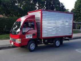 Jac 1035 K Furgon Modelo 2014 Cap. 3.000 Kg