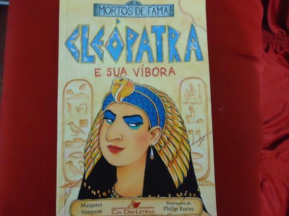 Cleópatra E Sua Víbora / Margaret Simpson