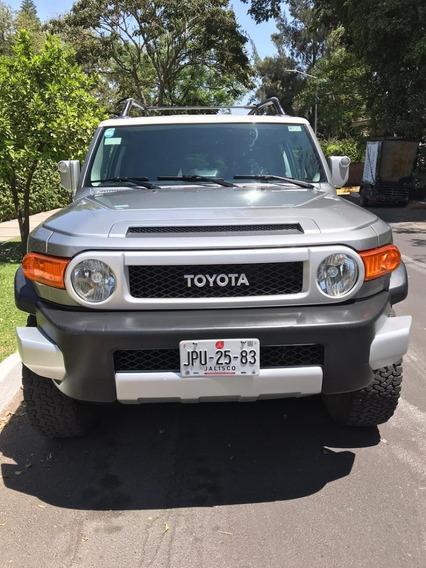 Toyota Fj Cruiser 2010 Premium At
