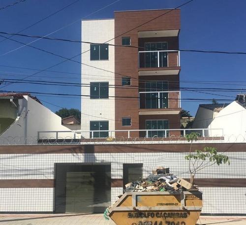 Cobertura Com 3 Quartos Para Comprar No Santa Mônica Em Belo Horizonte/mg - 4190
