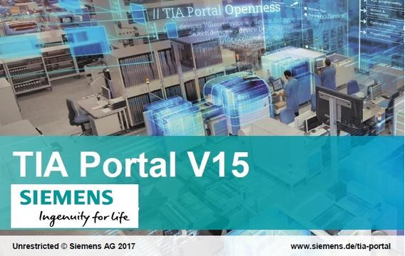 Tia Portal V15.1 Siemens