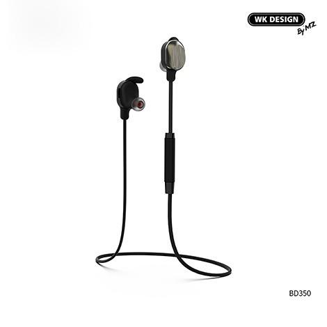 Fone De Ouvido Bluetooth 4.2 Wk Bd350