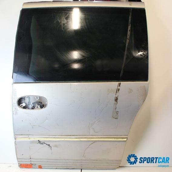 Porta Traseira Esquerda Grand Caravan 1999 2000 #143