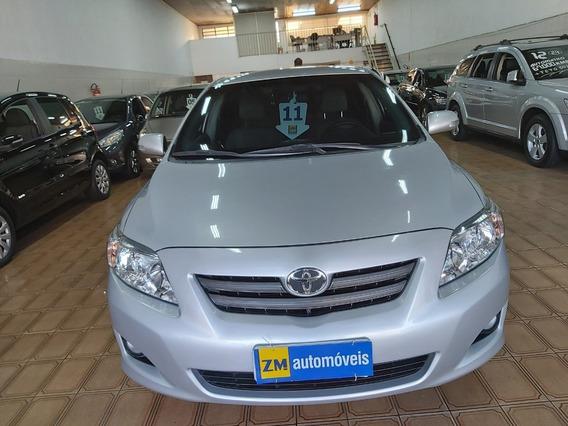 Toyota Corolla Xei 2.0 Aut 10 11 Zm Automoveis