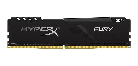 Memoria Pc Ddr4 Kingston Hyperx Fury 4gb 2666 Mhz Amd Intel