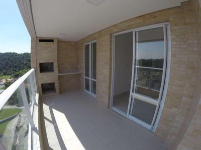 Apartamento Alto Padrão Novo Dois Dormitórios Para Locação Definitiva No Canto Do Forte Em Praia Grande. - Ap2626