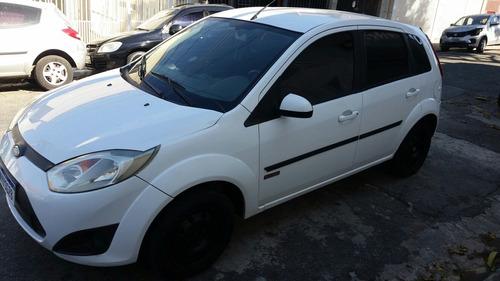Imagem 1 de 12 de Ford Fiesta 2012 1.0 Flex 5p