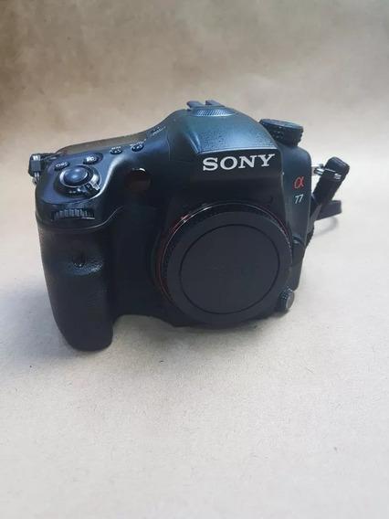 Dslr Sony Slt A77 Alpha 77