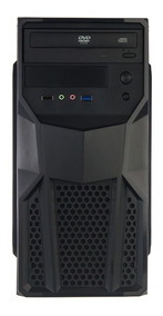 Cpu Dual Core 8gb Hd 1tb +teclado Mouse Placa De Vídeo 1gb