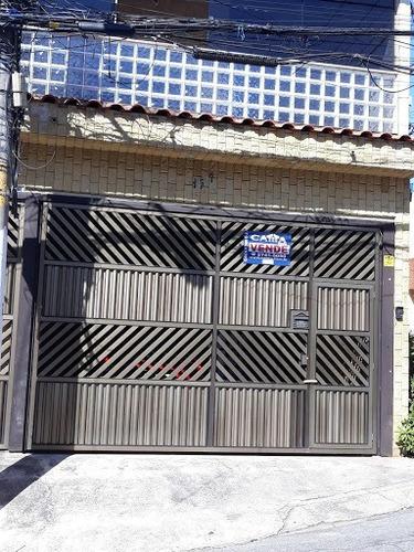 Imagem 1 de 30 de Sobrado Com 4 Dormitórios À Venda, 360 M² Por R$ 600.000,00 - Cidade São Mateus - São Paulo/sp - So15076