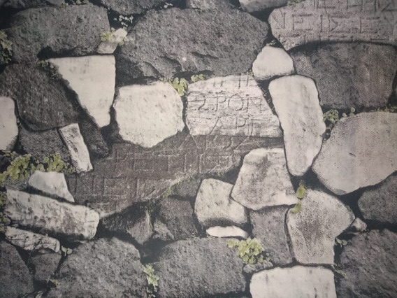Papel Tapiz Piedra Natural Excelente Calidad 10mx53cm