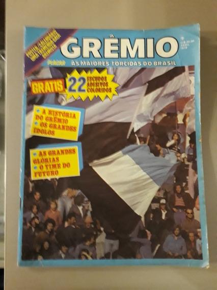 Revista Placar Especial- Grêmio Maiores Torcidas Do Brasil