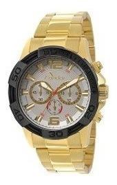 Relógio Masculino Dourado Condor C0vd54aa/4k