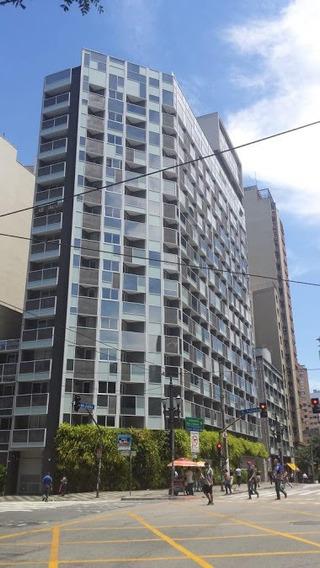 Apto Studios,24m² Na Região Central Da Cidade De São Paulo