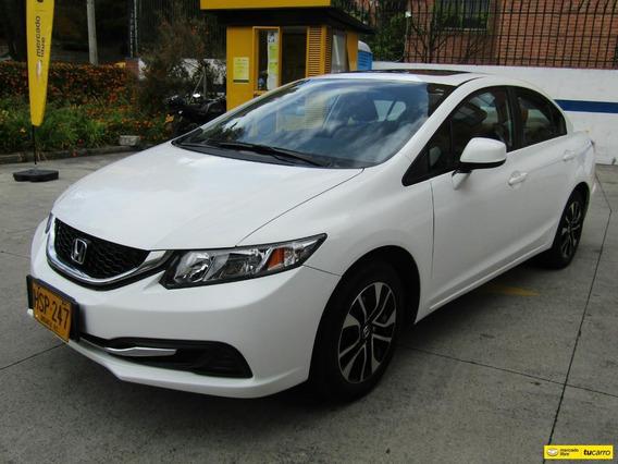Honda Civic Exl Sr At