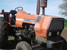Tractor Deutz Fahr Ax 80 Con Tres Puntos