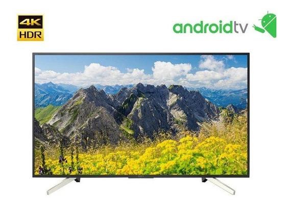 Smart Tv Led 65 Sony Kd-65x755f, 4k Uhd, 4hdmi, 3usb, Wi-fi