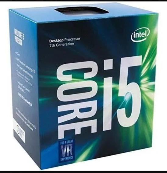 Processador I5 7400 3.3ghz + Placa Mãe Prime H110-p + 8gb