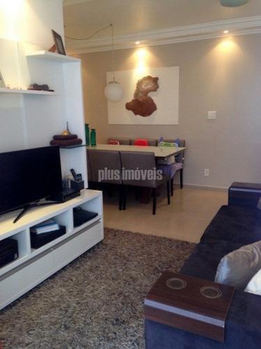 Otimo Apartamento Em Rua Sem Saída E Região Privilegiada  - Pp4325