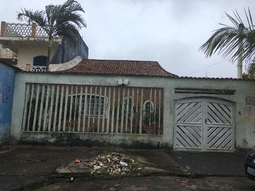 Casa Com 100 Metros Do Mar Em Itanhaém - 4401 | A.c.m