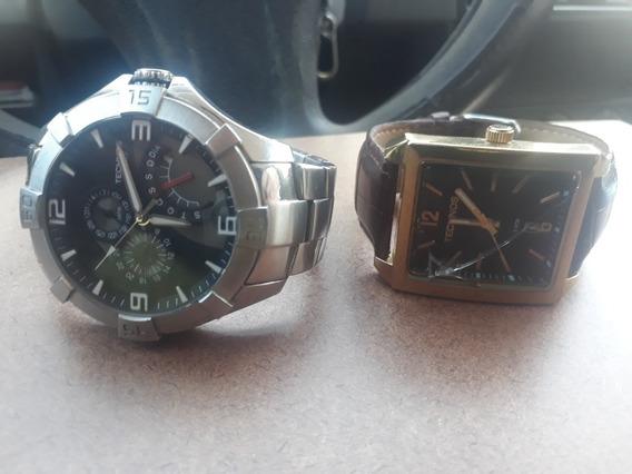 Relógios Technos Seminovos